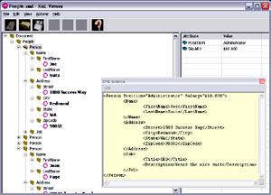XML Viewer screenshot 1