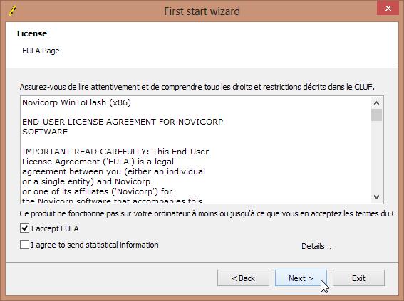WinToFlash screenshot 2