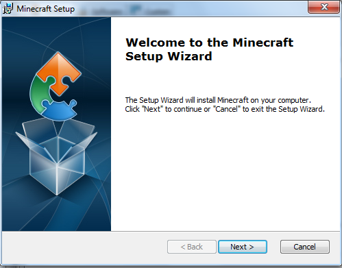 Minecraft Installer screenshot 1