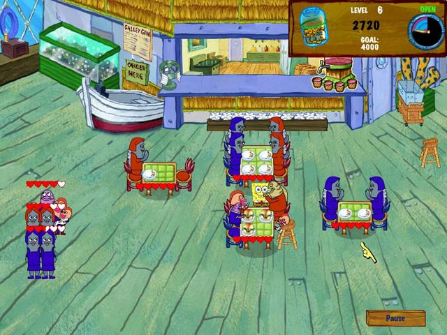 Spongebob squarepants diner dash free download for windows 10, 7.
