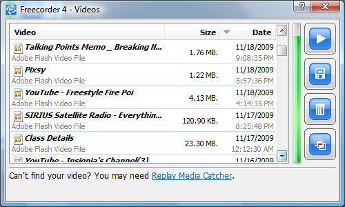 freecorder 4 windows 7