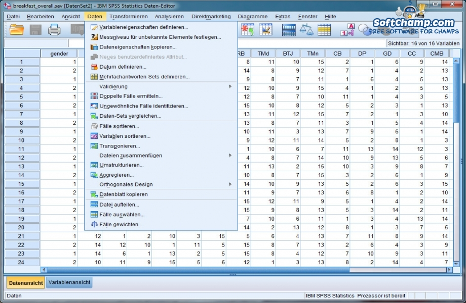 spss 22 software free download