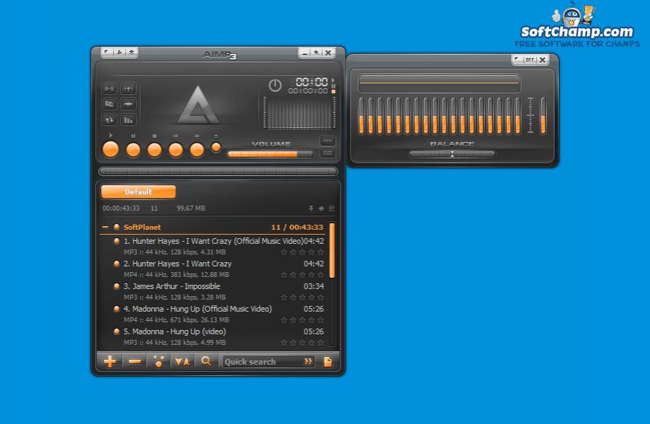 AIMP Playlist