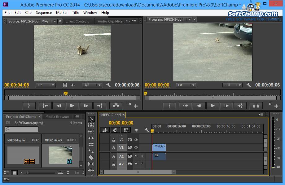 Adobe Premiere Pro CC Video Project