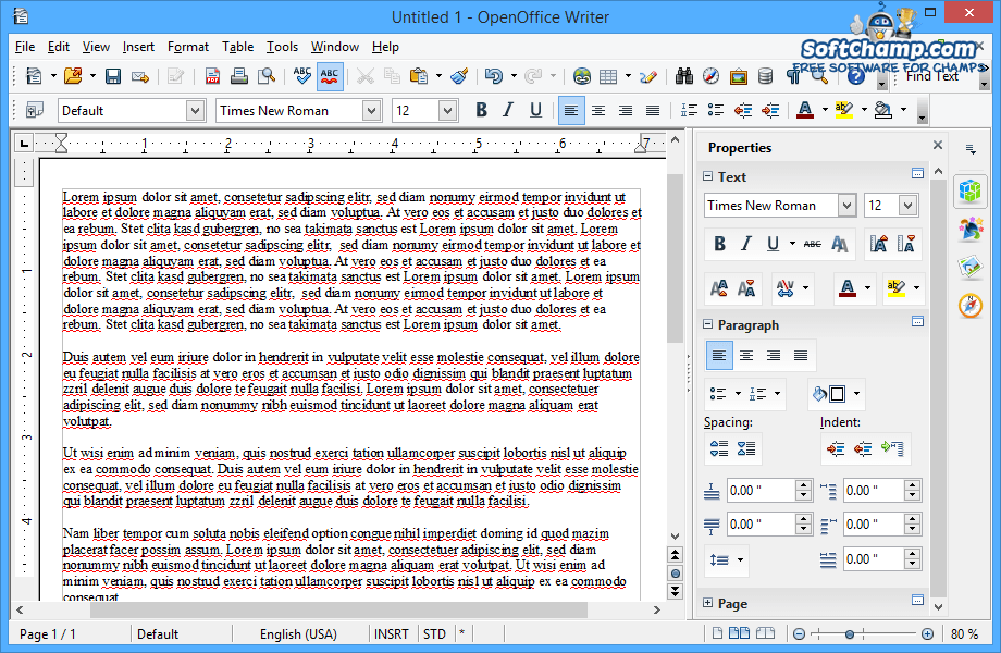 download openoffice 410 technical softchampcom