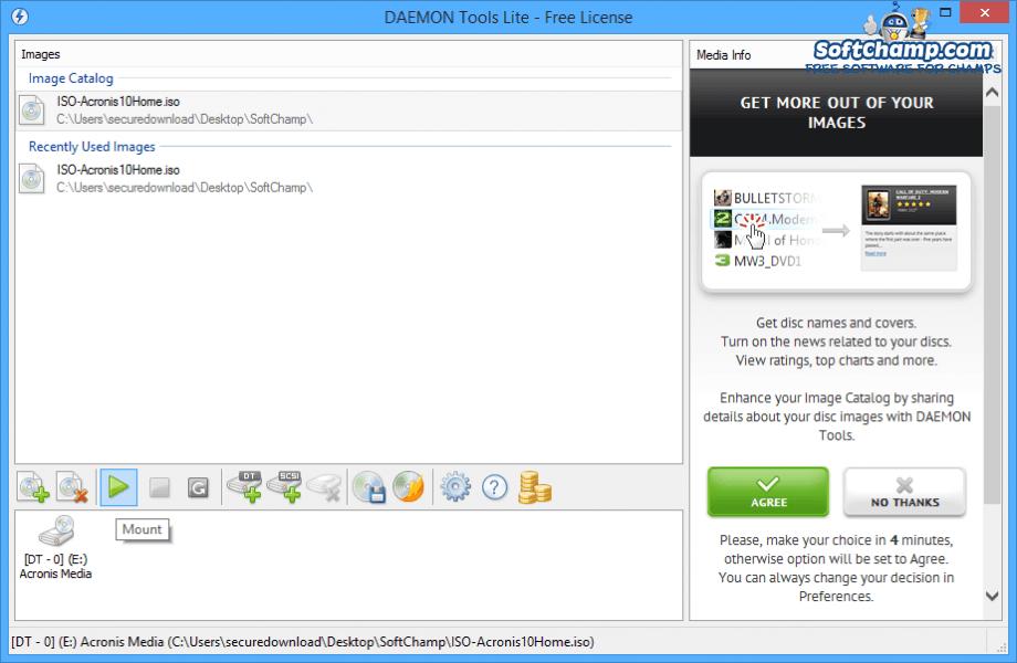 Daemon tools lite 10. 9 free download videohelp.