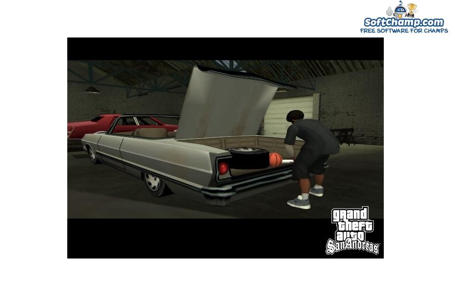 GTA San Andreas Vehicle