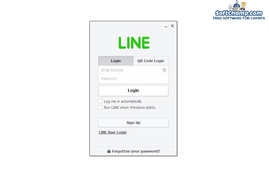 LINE Login