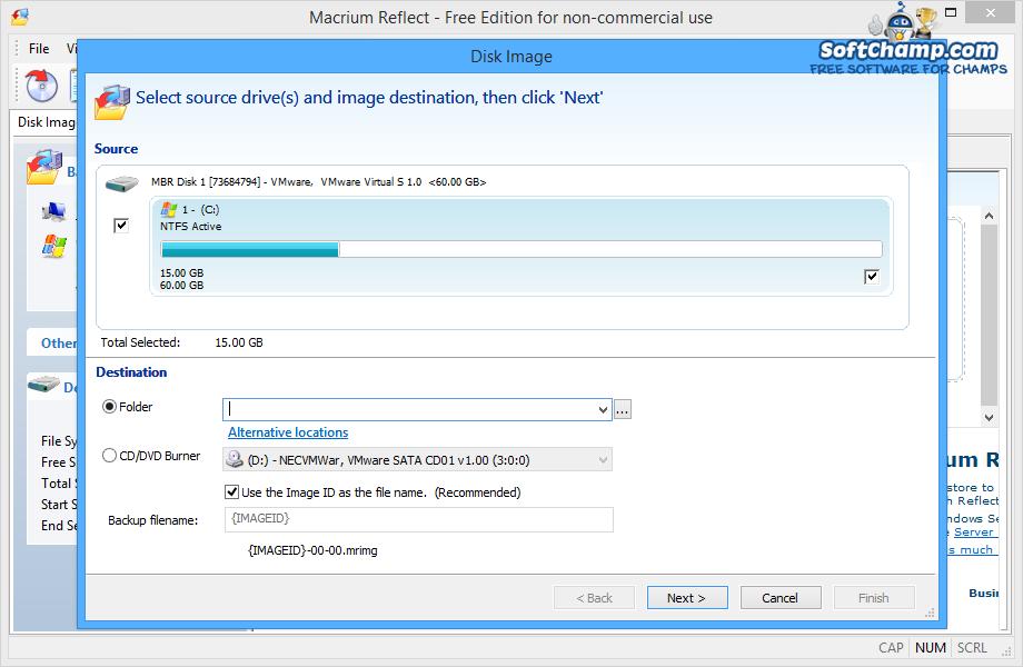 Macrium Reflect Disk Image