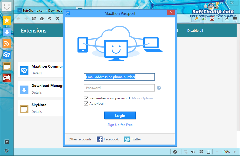 how to cloud download in uc browser