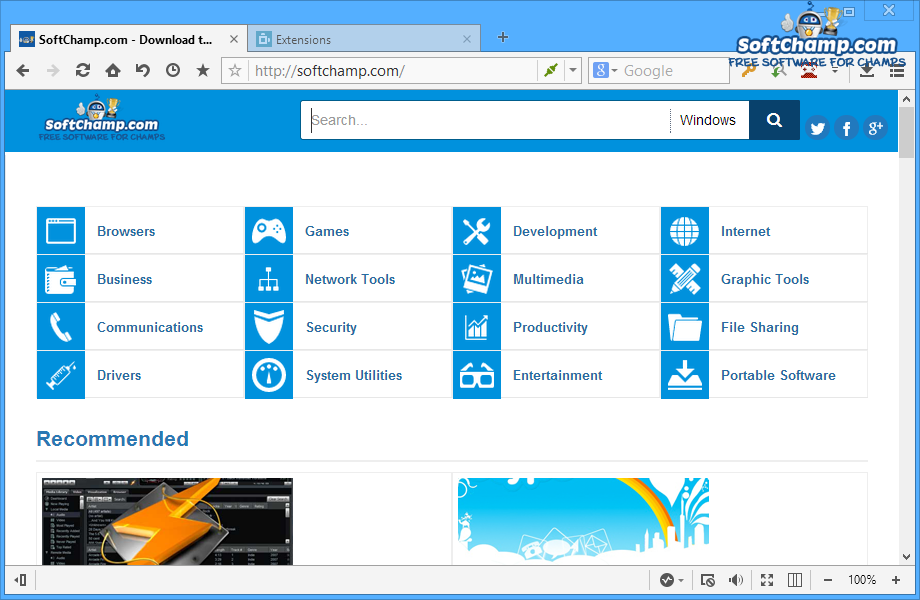 Maxthon Cloud Browser SoftChamp.com Preview