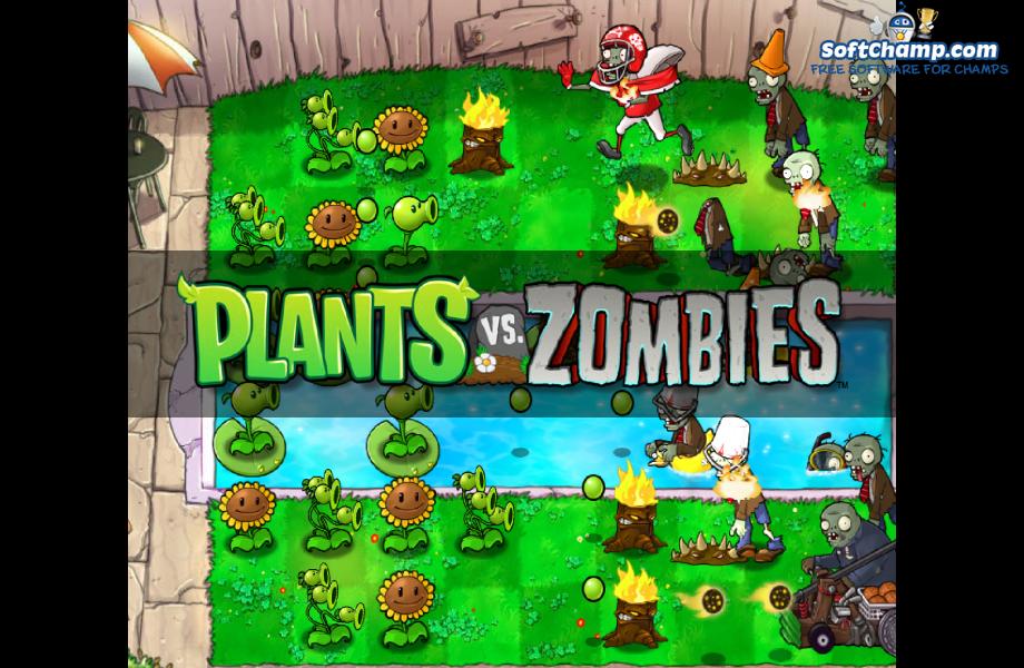 Plants vs Zombies Battle Begin