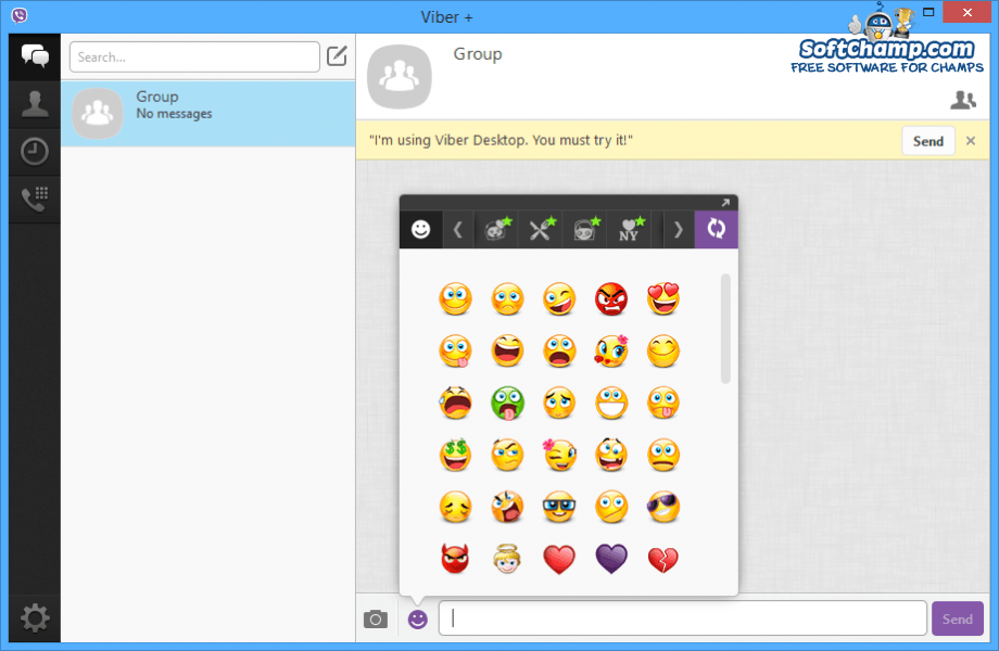 Viber Emoticons