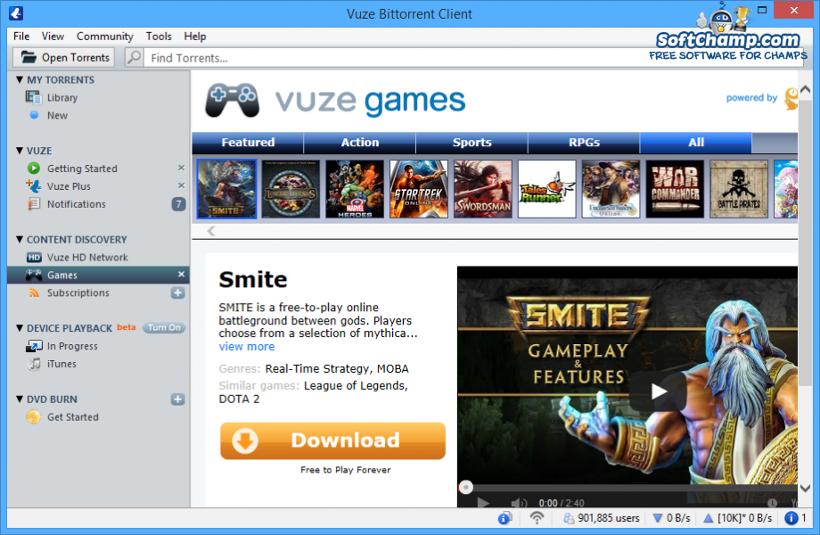 Play pc games downloaded vuze | blogalarm.